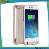 Cassa di batteria potabile del coperchio 2400mAh del caricatore di nuovo arrivo per il caso della banca di potere di iPhone 7