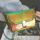 Sac de main brillant de Madame de sac de Madame Crossbody Bag Fashion des graines de serpent messagère Sy7849