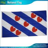 Bandeira de Friesland/bandeira de Flevoland/bandeira holandesa de Gelderland/bandeira holandesa (J-NF05F09222)