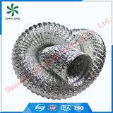 Condotto flessibile di alluminio resistente al fuoco per ventilazione