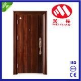 Portello d'acciaio di obbligazione europea di stile per il portello interno & esterno