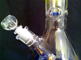 AA 032 Mini Beaker Recycler Smoking Glass Pipe