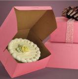 Impresión personalizada Cake Paper & Pastry Boxes