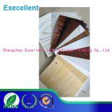 Película decorativa del PVC con la alta calidad para la cabina
