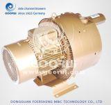 ventilador do anel da sução 10HP/bomba de vácuo elevados para o sistema de alimentação central