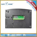 Sistema de alarma casero de la seguridad del teléfono celular del ladrón SMS