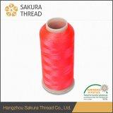 De Draad van de polyester met de de Uitstekende Snelheid en anti-Chemische producten van de Kleur