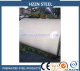Bobine en acier enduite d'une première couche de peinture blanche du gel Z200