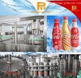 Het automatische Sprankelende Vullen van de Dranken van Co2 van de Soda en Bottelmachine
