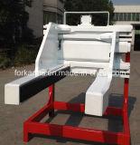 Braçadeira de bloqueio de bloco pesado Fixação de fixação de empilhadeira