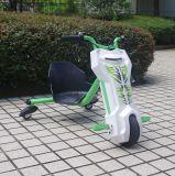 Ce novo aprovado! A fábrica 100W 12V caçoa a tração elétrica Trike de 3 rodas que desliza o triciclo (JY-ES002)