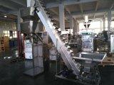 De semi Automatische Zak van de Rijst van de Korrel weegt het Vullen Verpakkende Machine