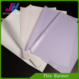 Bandeira lustrosa/Matte do PVC do cabo flexível (500d*500d 9*9 13oz)