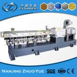 PE/PP + precio de la máquina de la granulación de Masterbatch del llenador del CaC03