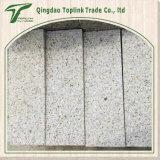 Alternativa de pedra natural do granito da telha G682 da ardósia do granito amarelo chinês da oxidação de Shandong