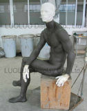 Mannequin masculino realístico do projeto da origem para o vestido de Windows
