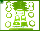 для набора Wrangler 2011-2016 виллиса зеленого нутряного