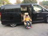 Especial Asiento pasajero con discapacidad coche del eslabón giratorio para furgonetas y autocaravanas