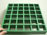 O Grating de FRP Grating/GRP/Fibgeglass Grating/FRP cobriu a resistência do Grating/incêndio/resistência química