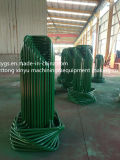 Factory Outlet Green Square Base Steel Wire Carrier