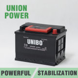 Батарея DIN высокого качества батареи автомобиля/автомобиля DIN45 12V45ah Mf