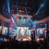Экран дисплея крытого представления арендный СИД этапа полного цвета P3.91
