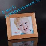 かえでの木製の表示写真フレーム