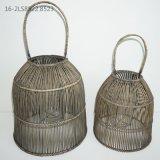 Drie Kleuren van de Kenmerkende Lantaarns van het Bamboe