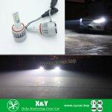 자동차에 대한 새로운 디자인 높은 전원 9007 6000K LED 헤드 라이트 45W 헤드 라이트