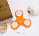 LED 자폐증 EDC Adhd 핑거 방적공을%s 가벼운 손 방적공 장난감