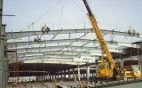 Schöne Stahlkonstruktion-Werkstatt verschüttete für Parkplatz