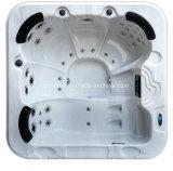 新しい到着2017の熱い販売のマッサージは鉱泉5人のための温水浴槽のジェット機で行く(SR830A)