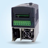 220V Omschakelaar van de Frequentie van de Macht van het Type van enige Fase 0.4kw-1.5kw de Mini Lage
