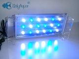 Éclairage LED de récif coralien d'aquarium de réservoir de poissons de mer d'eau de mer