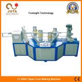 Máquina de enrolamento de núcleo de papel espiral de controle numérico