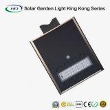新しいデザインリモート・コントロールの統合された太陽庭ライト(20W)