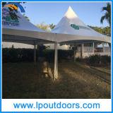 chapiteau en aluminium extérieur de dessus de ressort de tente de crête élevée de 6X6m à vendre