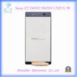 ソニーZ2 D6502 D6503 L50t/L/Wのための移動式スマートな携帯電話のタッチ画面LCD
