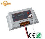 10A12V/24V PWM Sonnenkollektor-Batterie-Regler-Ladung-Controller