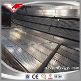 Kleines vor galvanisiertes quadratisches 30-120G/M2 und rechteckiges Stahlgefäß