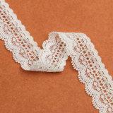 Уравновешивание шнурка верхнего качества белое Nylon для платья способа