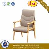 ファブリック訪問者の椅子の金属の足の突風の椅子(NsCF081)