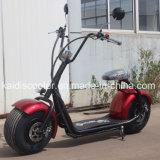 Motorino elettrico adulto senza spazzola di alta qualità 1000W 60V/12ah, motociclo elettrico Harley del E-Motorino delle 2 rotelle