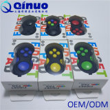 Nieuwe Kleurrijke Draagbaar van het Speelgoed van het Bureau van het Ontwerp friemelt het Handvat van het Spel van de Spinner