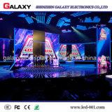 Segno fisso esterno dell'interno P2/P2.5/P3/P4/P5/P6 del modulo della visualizzazione della parete di colore completo LED video per fare pubblicità