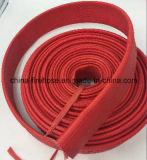 Goma flexible de la manguera de fuego de tubería de 2,5 pulgadas / 3 capas de lucha contra incendios Manguera / pipa de calor manguera resistente