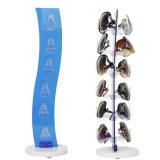 Творческие 12 пары индикации Roating акриловой Eyewear