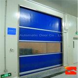 Porte de garage en aluminium de sécurité