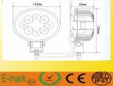 C.C. gruesa de la luz 10-30V del trabajo del EMC LED, 24W LED EMC que trabaja Ligjht