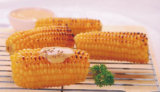 Edelstahl-Mais-knusperige Maschine/Waffel-Maschine